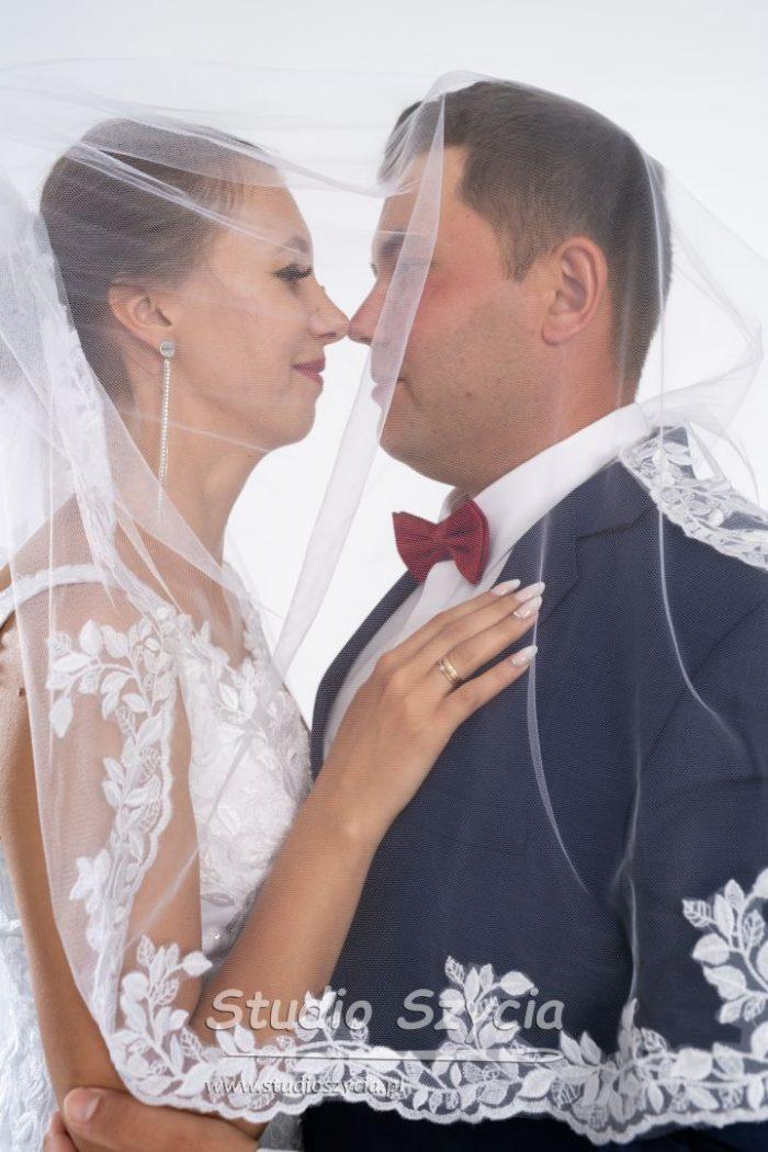 Suknia Ślubna nasesji wTatrach.
