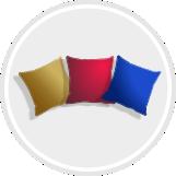 Poduszki inarzuty ozdobne
